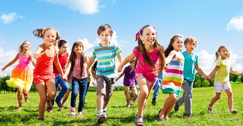 A importância da atividade física para crianças
