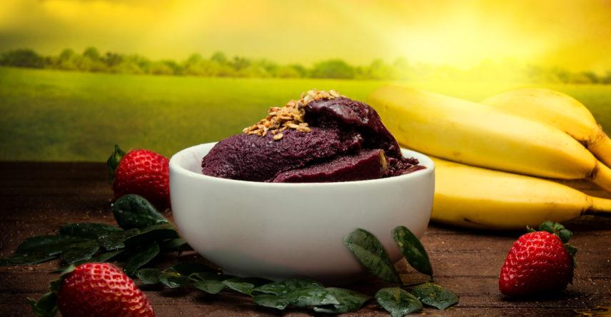 Consumo de Açaí reduz dores da cólica