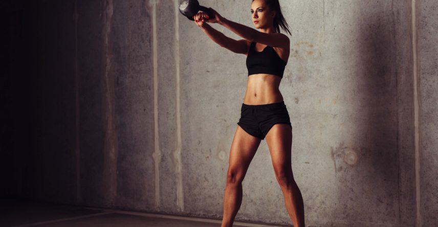 Benefícios do Crossfit para mulheres