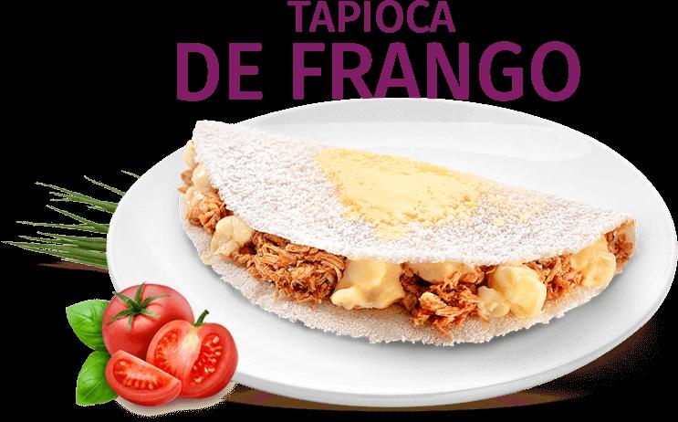 Tapioca Frango