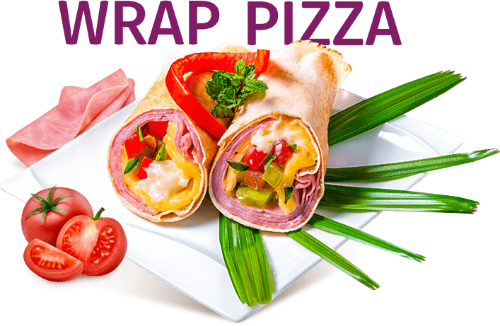 Wrap Pizza