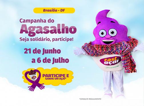 Campanha do Agasalho – Brasília